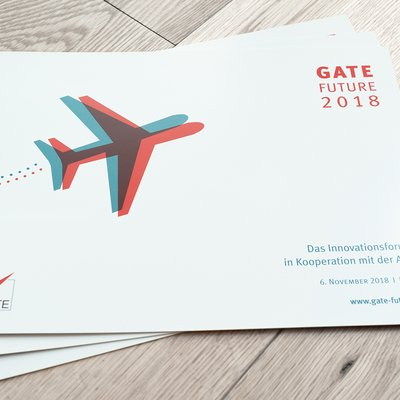 GATE Future 2018 – Programmheft